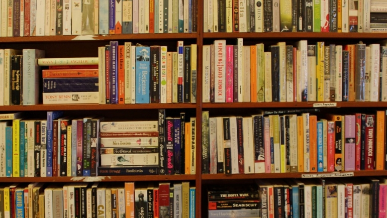 What's on Your Bookshelf?
